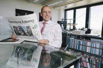 Wolfgang Krach  Stellv.Chefredakteur Sueddeutsche Zeitung