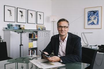 Jan-Eric Peters  Chefredakteur Die Welt