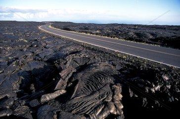 USA  Hawaii  Big Island  National Park  Volcano