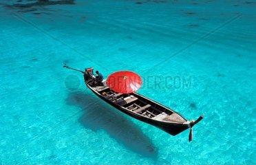 Thailand  Phi Phi Island  Pi-Leh cove
