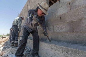 MIDEAST-BETHLEHEM-HOUSE-CONSTRUCTION
