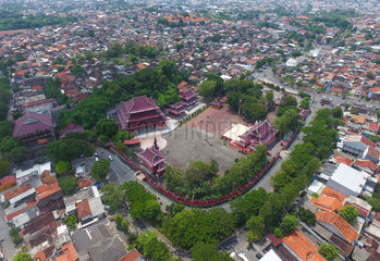 INDONESIA-SEMARANG-SAM POO KONG