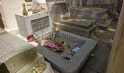 Grab von Jim Morrison