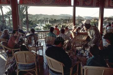 Aegypten - Assuan - Old Cataract Hotel