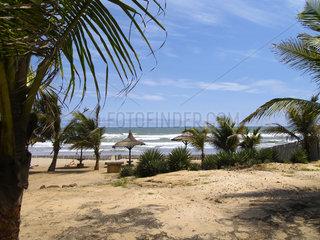 Beachresort bei Accra