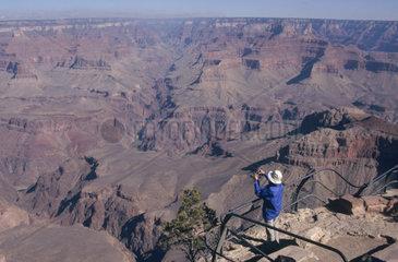 USA  Arizona  Grand Canyon South Rim