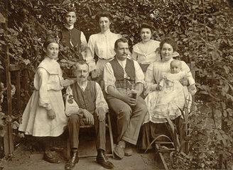 Familientreffen  1907