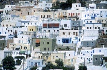 Greece  Cyclades Islands  Syros