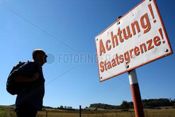 Oesterreichische Staatsgrenze