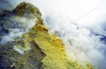 Italy  Sicily  Vulcano Island