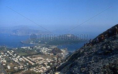 Italy  Sicily  Eolian Islands  Vulcano