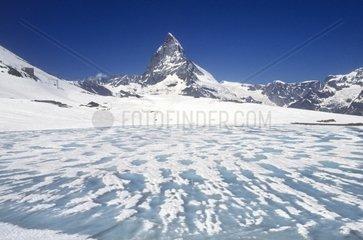 Switzerland  Zermatt  Mount Matterhorn