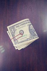 Dollar-Buendel