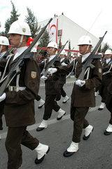 Tuerkische Armee in Nordzypern