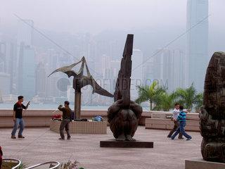 Schwert Taichi in Hongkong