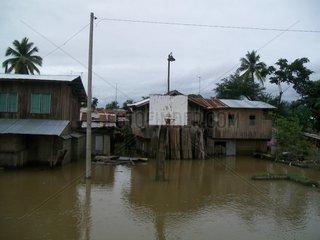 PHILIPPINES-COMPOSTELA-FLOOD