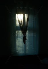 Schattenvorhang