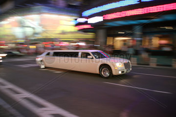 USA New York  Taxi