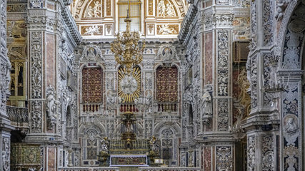 Kirche Santa Caterina