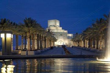 Museum fuer islamische Kunst in Katar