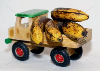 Bananen quer durch Europa