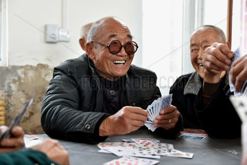 CHINA-SHANXI-DAYCARE CENTER FOR THE ELDERLY (CN)