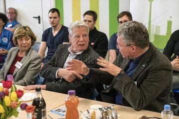 Schadt + Gauck + Lenz