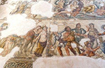Pafos Mosaiken