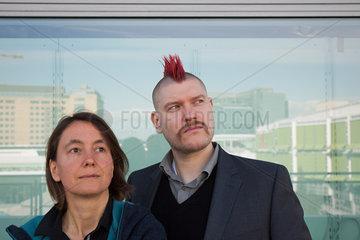 PASSIG  Kathrin and LOBO  Sascha - Portraits of the writers