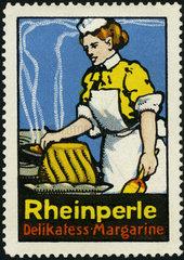 Margarine-Werbung  1912