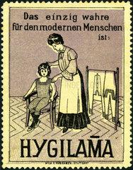 Hygilama  Kinder-Unterwaesche  Werbung  1912