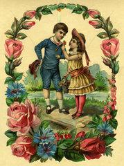 Symbolbild Sommer  1890