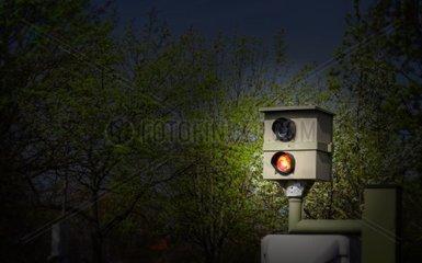 Radarmessung innerhalb einer geschlossenen Ortschaft