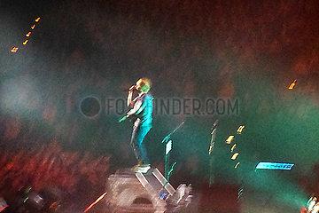 SHEERAN  Ed - In Concert