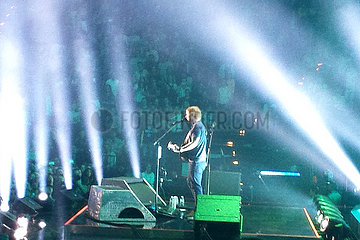 SHEERAN  Ed - In Concert