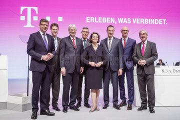 Deutsche Telekom AG - Hauptversammlung 2015