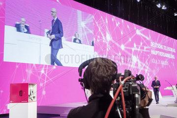 Deutsche Telekom AG - Hauptversammlung 2015 - Uebersicht