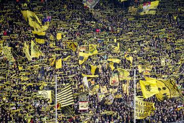 Borussia Dortmund BVB 09 - Suedtribuene