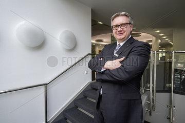 Ingo Hinzmann  Vorstand der Volksbank Dorsten eG