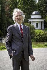 Prof. Dr. Bernd Kuester  Direktor der Museumslandschaft Hessen-Kassel