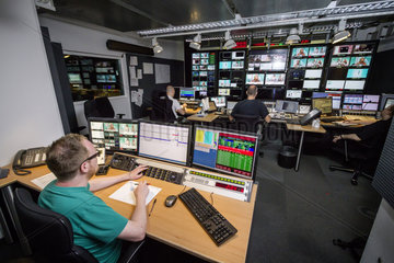 Teleshopping-Sender QVC - Rheinstudios