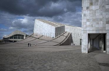 City of Culture of Galicia  Santiago de Compostela