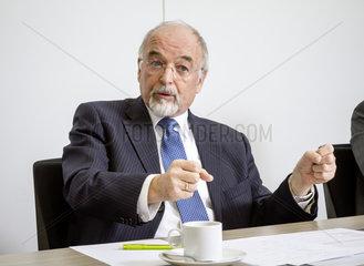 Dr.agrar. Theo Freye  Geschaeftsfuehrer und Sprecher der CLAAS KGaA mbH