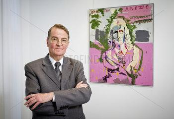 Helmut Rudolph  Geschaeftsfuehrer Kulturstiftung Westfaelische Provinzial