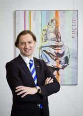 Markus Reinhard  Vorstandsmitglied Westfaelische Provinzial Versicherung AG
