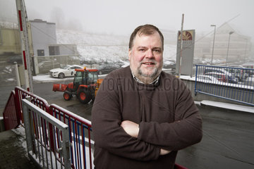 Ingo Schmidtke  Gesamtbetriebsratsvorsitzender der Novelis Deutschland GmbH