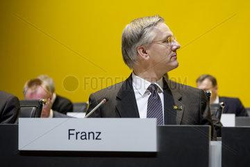 Deutsche Lufthansa AG - Hauptversammlung 2012