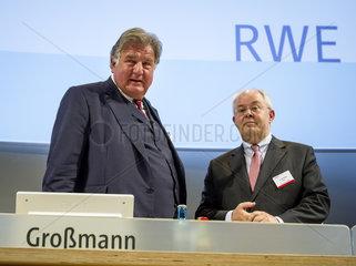 Hauptversammlung 2012 der RWE AG