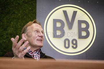 Hans-Joachim Watzke  Geschaeftsfuehrer Borussia Dortmund GmbH & Co.KGaA (BVB 09)