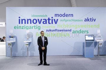 Hauptversammlung 2015 der RWE AG